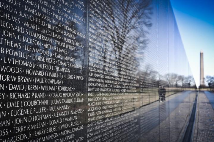 Vietnam Memorial.canstockphoto8705896